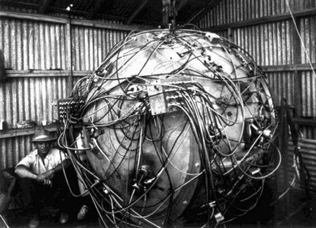 Как сделать атомную бомбу?